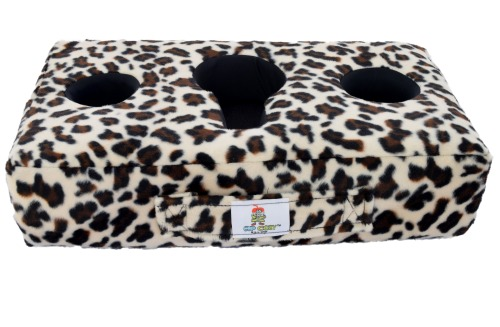 Cup cozy pillow cheetah for Cup cozy pillow