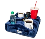 Cup Cozy Deluxe Pillow Navy Blue