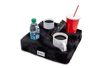 Cup Cozy Deluxe Pillow Black